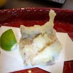 古拙 - 白身魚の天麩羅