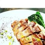 ハナファームキッチン - 古代豚のグリル