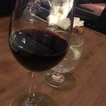 ビストロ 晴 テラス - 赤ワイン