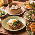 モンスーンカフェ - 料理写真:料理写真