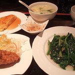 5737804 - 三品日替り定食¥750