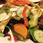 ヴィエ ボン - バルサミコの彩りサラダ