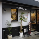 PUBLIC.COFFEE&BAR -
