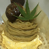 シェ ナカツカ - 料理写真:モンブラン☆結構イイ値段だけど…やはり美味しい♫