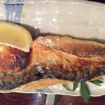 妙 - 焼き魚(鯖)