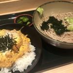 57373645 - ミニカツ丼セット