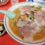 中華六番 - 料理写真:味噌チャーシュー\750(16-10)