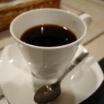 さらの木 - (2016/9月夕食)コーヒー
