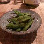 57374815 - 甘い自然栽培の枝豆