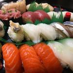 57375299 - 持ち帰り寿司