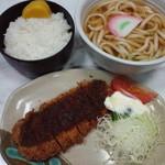 屋島 - カツ定食