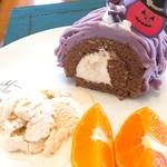Bread lunch & Cafe La mia casa - デザートプレートもぜひ召し上がって!