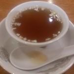 57378471 - ・叉焼炒飯のスープ