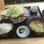 57379194 - 焼き魚定食