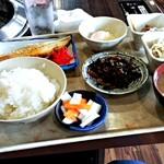57379684 - 焼き魚定食