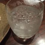 浜鮮魚 - 焼酎