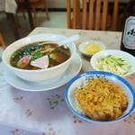 三芳食堂 - 料理写真: