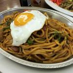 ビヤホールライオン - 炒めスパゲティ「ナポリタン」 980円