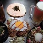 くる - 料理写真:ワイドセット これだけついて2500円