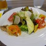 57382372 - 本日の前菜&サラダ