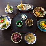 琉球料理 ぬちがふぅ - 3千円コース。