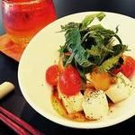 ニライカナイ - 島豆腐の和風カプレーゼ