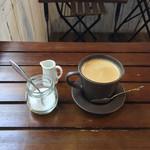 パティスリー ラ・グリシーヌ - コーヒー(450円)
