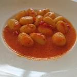 ヴォーノ・イタリア - ニョッキ(トマトソース)