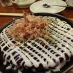鉄板焼レストラン かほり - 料理写真:お好み焼き