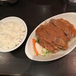 ぶーみんVinum - 豚焼きランチ5枚