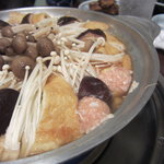 料亭 時葉山 - 料理写真:醤油ちゃんこ
