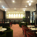 喫茶室ルノアール - 禁煙席