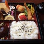 57392246 - 洋食弁当 2016.10撮影 1500円税込