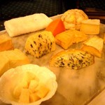 ラ・ロシェル - チーズ
