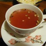 釜山港 - オミジャ茶