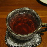 釜山港 - ザクロ茶