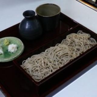 蕎麦處 しみず - 料理写真: