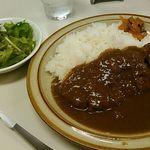 レストランけやき - ★カツカレー 760円