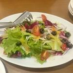 57401611 - いろいろ野菜の菜園風サラダ