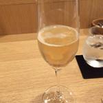 57402590 - グラス シャンパーニュ