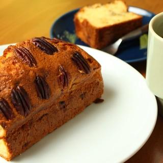 コーヒーと相性GOODな焼菓子