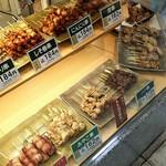 京鳥 - 串焼き色々2