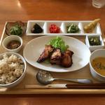 57407813 - 発芽玄米ご飯と旬菜ランチ