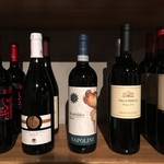 holy - イタリアワインを中心に豊富に揃えています