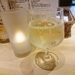イタリアン&バール アルバータ - ワインお替り