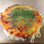 まるじゅう - 料理写真:肉玉そば+イカ天