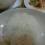 57415773 - ご飯はタイ米