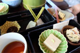 嵯峨とうふ 稲 - 手作りのお豆腐