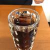喫茶しま - ドリンク写真:モーニングセットのアイスコーヒー