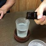 いな忠 - 地酒 (一級)  ¥500